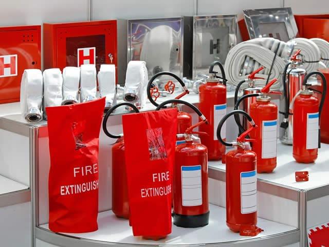 Er zijn volop mogelijkheden tot brandbeveiliging; laat u goed informeren