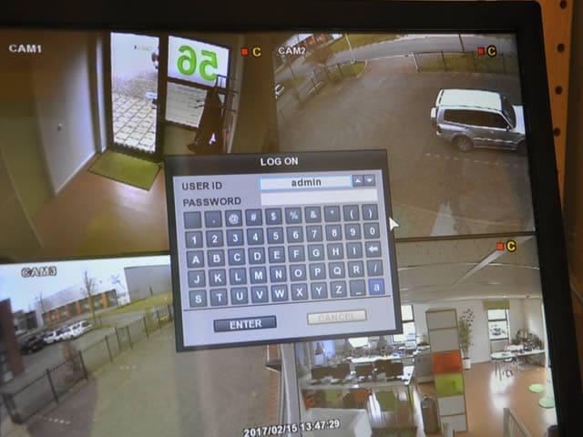 Meerdere opnamen bewaren op uw monitor bewakingssysteem
