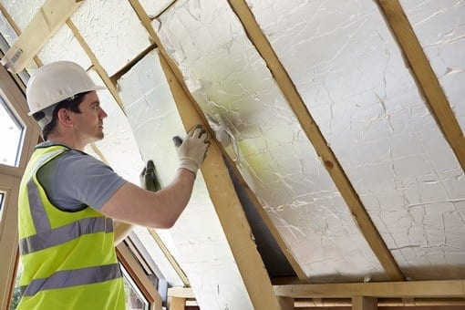 Offerte dak isoleren   binnenkant schuin dak isoleren
